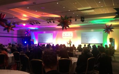 From Stressed to Florishing – keynote at the PPMA Annual Conference 2019